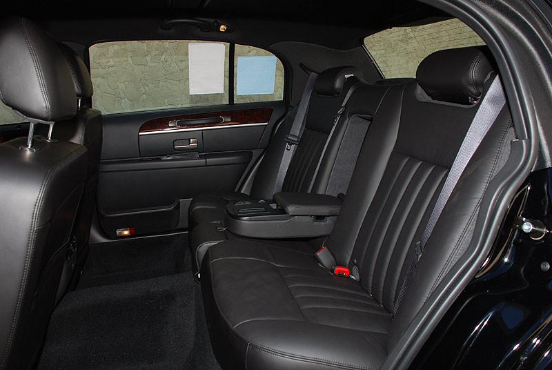 Town Car Sedan British Motor Coach Inc