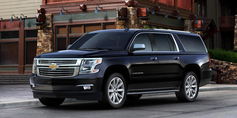 Lincoln Town Car 2016 >> Chevrolet Suburban – British Motor Coach, Inc.