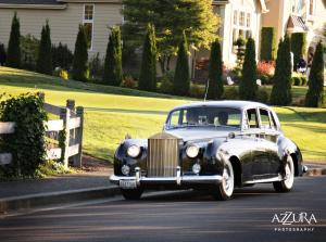 1957 Rolls-Royce Silver Cloud I