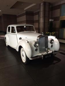 1950 Bentley MK VI